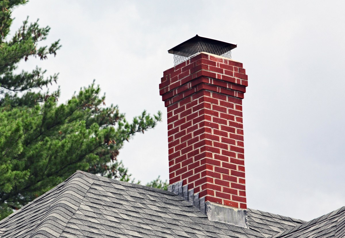 Chimney Flashing - FM Exteriors and Remodeling