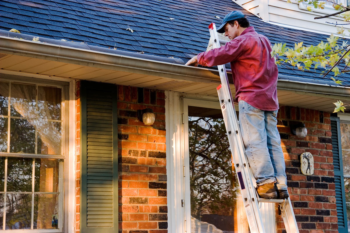 Gutter protection & Cleaning